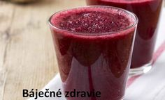 Beetroot Juice Recipe is a healthy breakfast drink that is packed with vitamins and minerals. Smoothie Drinks, Smoothie Diet, Healthy Smoothies, Smoothie Recipes, Diet Recipes, Juice Recipes, Ginger Smoothie, Healthy Drinks, Simple Smoothies