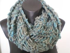Handmade  Infinity scarf / cowl A Beautiful by fotolabidamaria, €24.00
