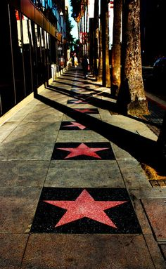 Walk of Fame (Hollywood, Los Angeles, CA)