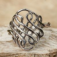 Thistle Knot from @NOVICA, They help #artisans succeed worldwide.