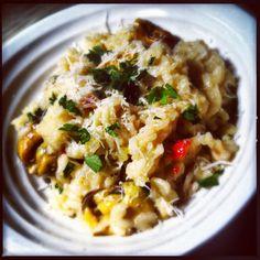 Risotto mussels. #food #risotto #italianfood #seafood #copenhagen #scandinavia #denmark