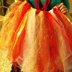 DIY-Saia-de-Tule-Pronta So easy to make and a really good option for carnival!