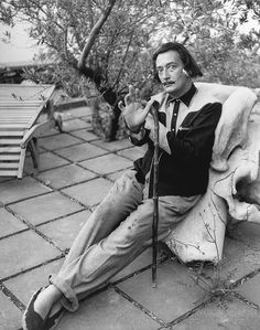 """""""Have no fear of perfection - you'll never reach it.""""  Salvador Dali."""