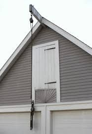 1000 images about attic knee wall doors on pinterest for Barn loft doors