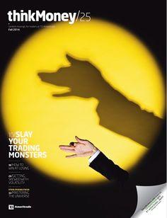 TD Ameritrade'nin Think Money finans dergisi.Her sezon çıkardığı bu dergide finans için önemli bilgiler veriliyor.  Ücretsiz olmasıyla birlikte ipad üzerinden uygulama ve Kindle ile okumakta mümkün.  http://www.thinkmoneytrader.com/
