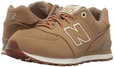 New Balance Kids KL574v1 (Big Kid) #newbalance #sneakers #shoes #fashion #nb #outfit #trends #trendway #sneakerhead