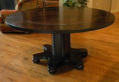 build expandable dining room table