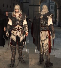 Armor/Gallery - The Assassin's Creed Wiki - Assassin's Creed, Assassin's Creed II, Assassin's Creed: Brotherhood, Assassin's Creed: Revelations, walkthroughs and more!