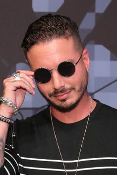 J Balvin at the Tommy Hilfiger Spring 2017 Men's Tailored Collection Presentation...