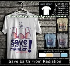 Save Earth From Radiation