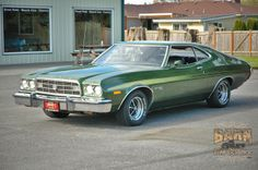 1973 Ford Torino   1973 Ford Gran Torino Sport    I loved this car, it was fun to drive.