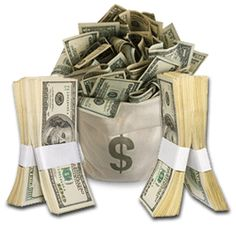 Bags of Real Money | Post image for What's the Best Way to Make Money from Your Website(s ...