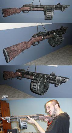 Fallout Combat Shotgun Assembled by ~billybob884 on deviantART