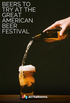 Roughly 800 breweries, nearly 4,000 brews, and 96 competition categories — the Great American Beer Festival throws a lot of beer your way. This is a good thing of course. You want to try it all. But after you take off the pale ale-colored glasses, you have to face the fact that you won't sample it all in just three days. While everyone has their own beer preferences and some will enjoy certain beers more than others, there are a few standouts that demand a place on your sampling chart