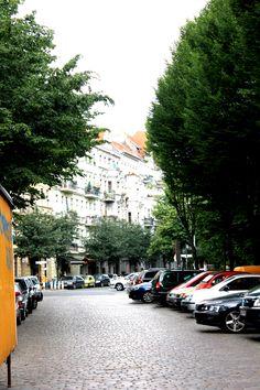 Love the buildings! #Berlin #Prenzlauerberg