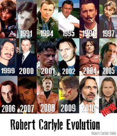 Robert Carlyle's characters contest - II edizione - EFP