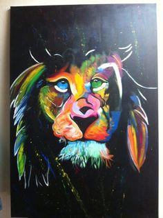 Lion sioux