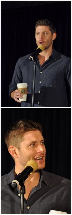 #DallasCon14 #Jensen does anyone else feel like Jensen and jareds moving to Austin is them settling down and the show coming to an end
