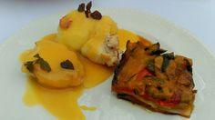 Plato pescado boda #weddingfood #aperitivos #comidachic #comida #boda #bodagalicia #foodie #ideas #fish