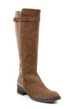 Cizme, maro - #incaltaminte #design #shoes, #pantofi, #ghete, #botine, #reduceri, #discount, #shopping, #femei, #women #piele, #leather