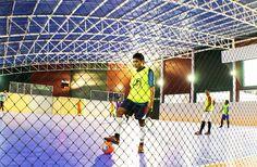 Futsal player