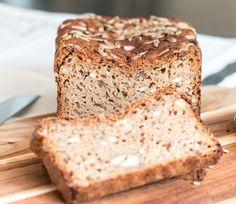 Glutenfree sourdough bread! Vegan