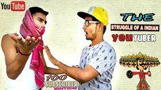 The Struggle Of A Indian Youtuber 100 Subscriber Special Dussehra Sp