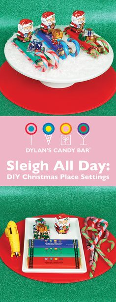 Christmas Place, Diy Christmas, Merry Christmas, Diy Place Settings, Dylan's Candy, Christmas Recipes, Holiday Parties, Diy Gifts, Decorations
