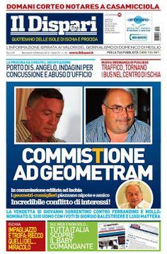 #IlDispari quotidiano - copertina del 12 febbraio