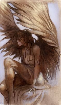 Vesna-Angel by *moritat on deviantART