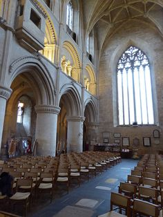 Malmesbury Abbey, Wiltshire, England - one of the many churches worth exploring in Wiltshire. Base yourself at Avalon Lodge B&B