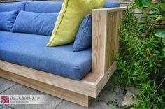 Johanna Cedar Sofa in Toronto, On. @ Ideal Sofa Canada Custom Upholstery