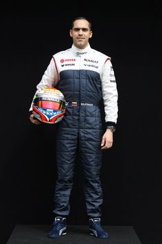 Round 1, Rolex Australian Grand Prix 2013, Preparation, #16 Pastor Maldonado (VEN), Driver, Williams F1 Team