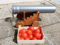 Kanone bauen