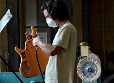 Guitar makers in North Carolina build on rich traditions