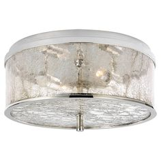 Kelly Wearstler Liaison Medium Flush Mount by Visual Comfort Image 3