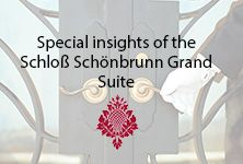 The Schloß Schönbrunn Grand Suite is just in the center of the beautiful Schönbrunn Palace. If you want to be princess or prince for a day, feel free to contact us anytime. :) #feelingRoyal in a special hotel room. www.austria-trend.at/Suite-Schloss-Schoenbrunn/en/