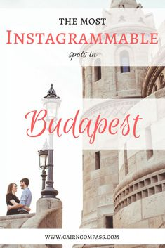 Want to visit all the best sites, cafes, and viewpoints in Budapest, Hungary? This list of The Most Instagrammable Spots in Budapest will guide you through the city, scoring the perfect grams and most beautiful scenes! #Budapest #Hungary #CentralEurope #EasternEurope #Instagram #IntagramShots #InstagramPics #MostInstagrammable #Photography #Travel #TravelPhotography