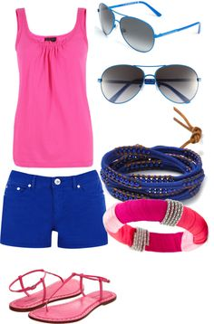 """Sumer Outfit"" by sarahezd on Polyvore"