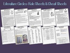 Literature Circles in the Middle Grades - Complete HOW TO Guide!
