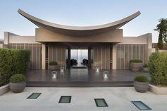 Hôtel La Réserve 5* | Ramatuelle, Côte d'Azur, France | by Wilmotte & Associés Architectes | 2012