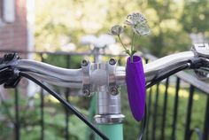 Ring in Spring With These Flower Vase Bike Accessories