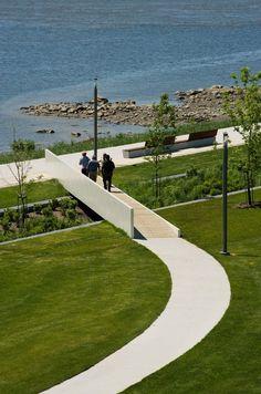Promenade Samuel-De Champlain by Consortium Daoust Lestage inc. + Williams Asselin Ackaoui + Option aménagement
