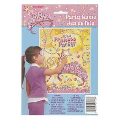 Pretty Princess Party Game by nhcostumes.com. $1.42. Party Game - Pretty Princess : Discount wholesale party favors for all occasions.