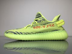 "df0050192 Adidas Yeezy Boost 350 V2 ""Semi Frozen"" from www.kicks-vogue."