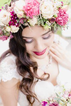 Wedding Inspiration, Crown, Bridal, Beauty, Fashion, Creative, Wedding, Moda, Corona