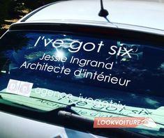 Stickers Voiture – Jessie dans le 79 | Lookvoiture.com, spécialiste des autocollants voiture