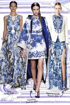Blog Princesas Modernas: Trend alert: Porcelain print