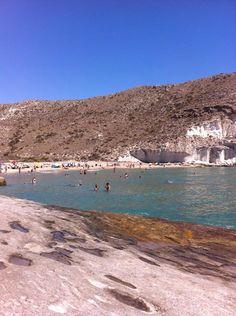 Cala Enmedio, Agua Amarga (Níjar, Almería), by @antolorod