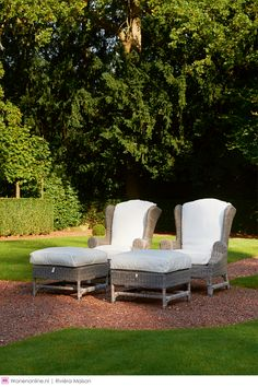 Rivièra Maison zomer woonaccessoires en tuinmebuelen. Garden Summer